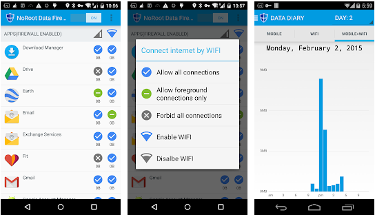 Best Firewall App for Unrooted Android