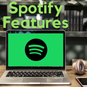 Spotify Web Players Features