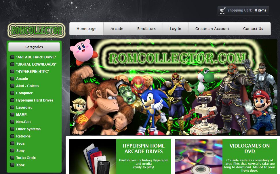 Best ROM Sites for Retro Games