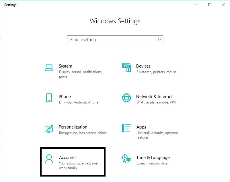 windows 10 remove auto login