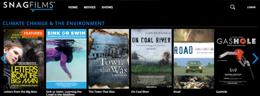 Free Movie Watching Sites