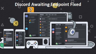 Discord Awaiting Endpoint Fixed